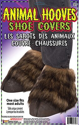 Cloven Hooves Shoe Covers