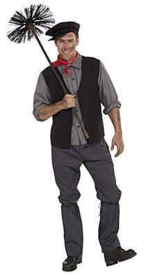 Chimney Sweep Adult Costume