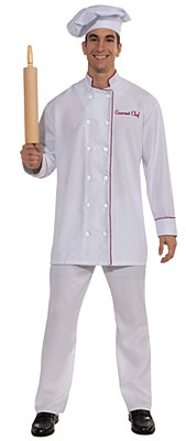Chef Gourmet Adult Costume