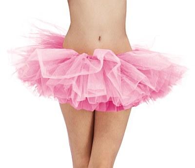 Organza Pink Adult Tutu
