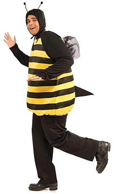Bumble Bee Adult Plus Costume
