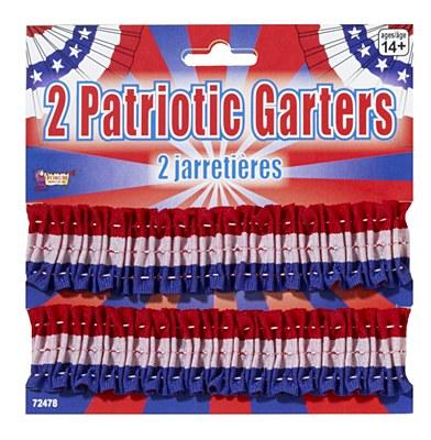 Patriotic Arm / Leg Garter