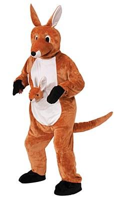 Jumpin Jenny Kangaroo Adult Costume