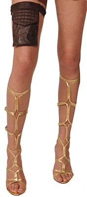 Warrior Leg Garter Pouch