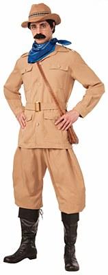 Theodore Roosevelt Adult Costume