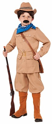 Theodore Roosevelt Child Costume
