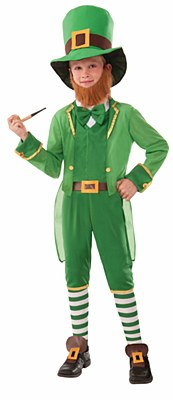Little Leprechaun Child Costume