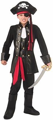Seven Seas Pirate Boy Child Costume