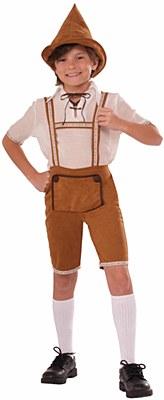 Hansel Deluxe Child Costume