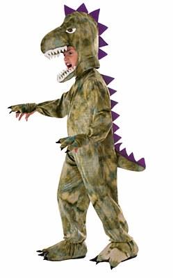 Dinosaur Deluxe Plush Child Costume