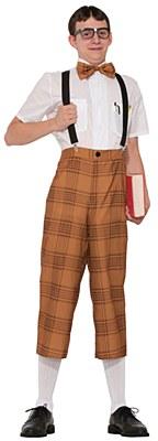 Mr. Nerd Adult Costume Kit