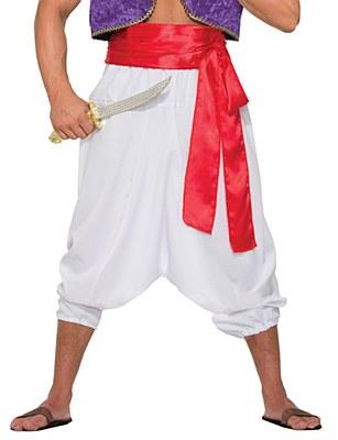 Desert Prince Aladdin Blue Pants