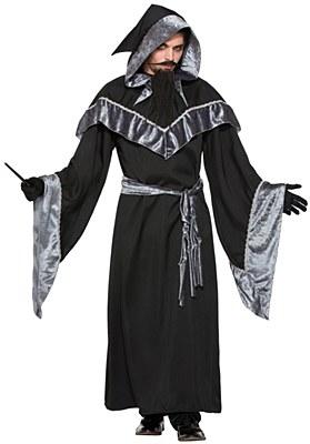 Warlock Mystic Sorcerer Adult Costume
