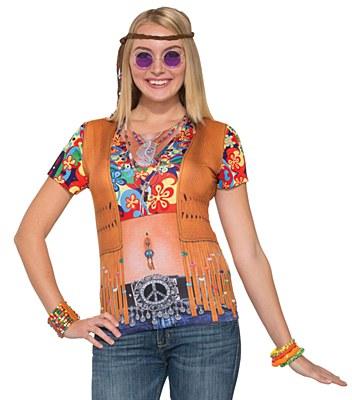 Hippie Lady Women's Shirt