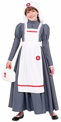 Civil War Nurse Child Costume