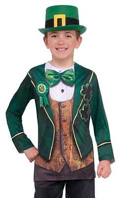 Irish Leprechaun Child Shirt