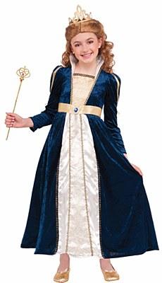 Royal Navy Princess Child Costume