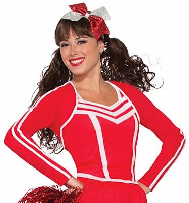 Cheerleader Red Shrug Jacket