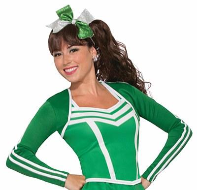 Cheerleader Green Shrug Jacket