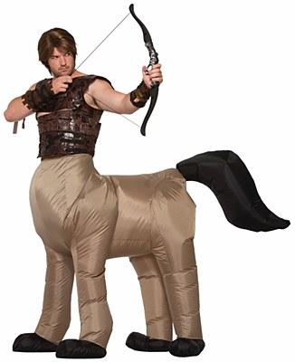 Centaur Inflatable Adult Costume
