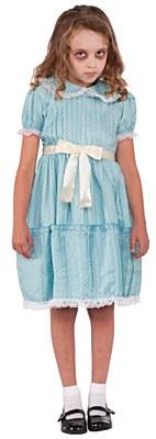 Creepy Sister Child Costume