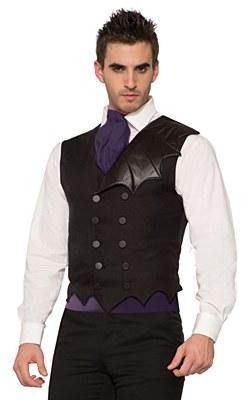 Gothic Bat Men's Vest