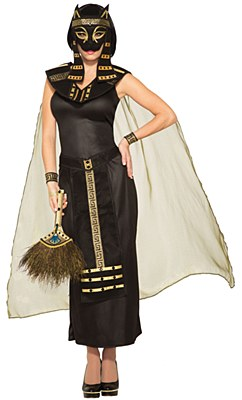Bastet Egyptian Lady Adult Costume