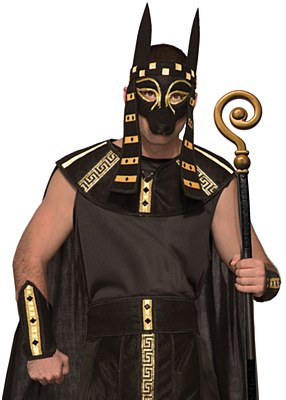 Anubis Egyptian Guard Adult Costume