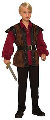 Renaissance Faire Boy Child Costume