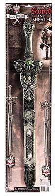 Dark Royalty Sword And Shealth Set