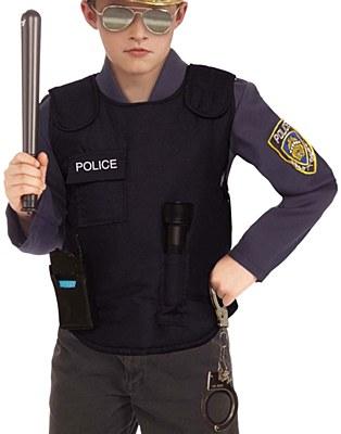 Police Child Vest