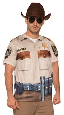 Sheriff Adult Men's T-Shirt