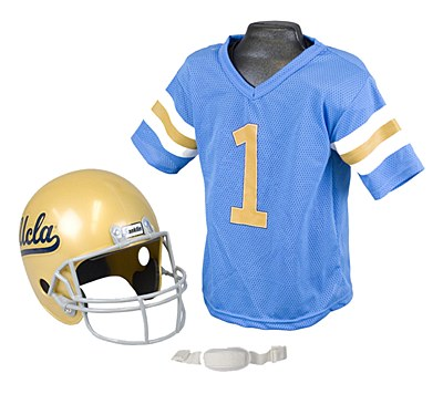 UCLA Bruins Football Child Jersey And Helmet Set