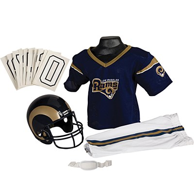 NFL LA Rams Deluxe Child Costume
