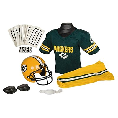 Greenbay Packers Deluxe Child Costume