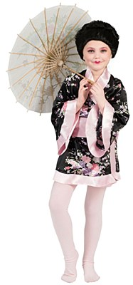 Kiwi Kimono Child Costume