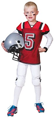 Football Player Fritz Child Costume