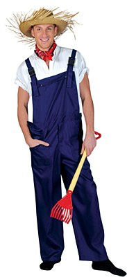 Blue Bib Adult Overalls