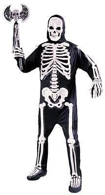 Skelebones 3-D Adult Costume