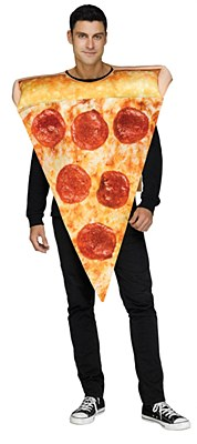 Pizza Adult Costume