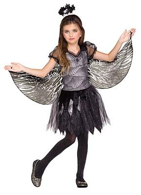 Angel Of The Night Child Costume