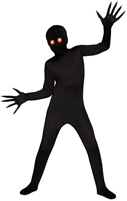 Shadow Demon Fade In/Out Child Costume