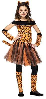 Tigress Child Costume