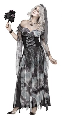Cemetary Dead Bride Adult Costume