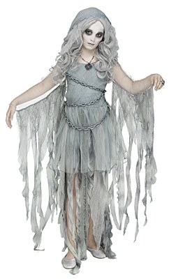Enchanted Ghost Child Costume
