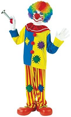 Big Top Clown Child Costume