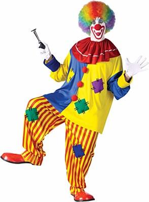 Big Top Clown Adult Costume