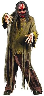 Bleeding Dark Zombie Child Costume