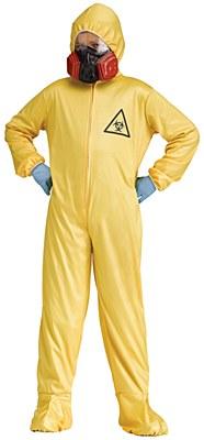 Hazmat Suit Child Costume