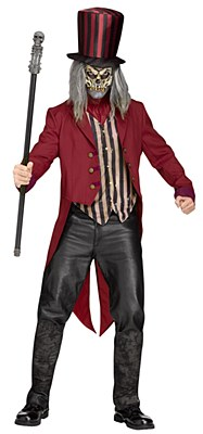 Freak Show Ring Master Adult Costume